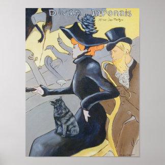 Impresión de la pared del arte del Schipperke Póster