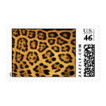 Impresión de la piel de Jaguar
