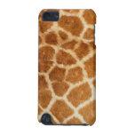 Impresión de la piel de la jirafa