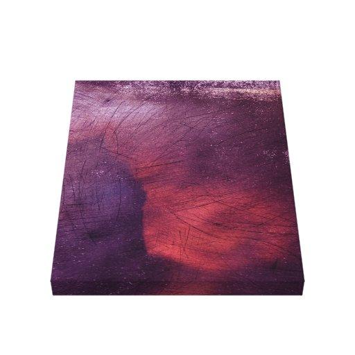 Impresión de la pintada lona envuelta para galerias