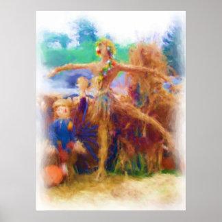 Impresión de la pintura de Digitaces Impresiones