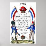 Impresión de la Revolución Francesa Impresiones