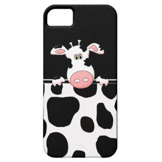 Impresión de la vaca iPhone 5 Case-Mate coberturas