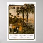 Impresión de la vida #17 del Palm Beach Poster