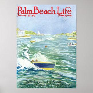 Impresión de la vida #2 del Palm Beach Posters