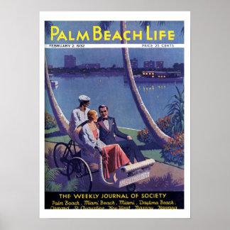 Impresión de la vida #4 del Palm Beach Impresiones