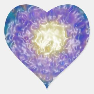 Impresión de las camisetas de las tarjetas de los calcomania corazon personalizadas