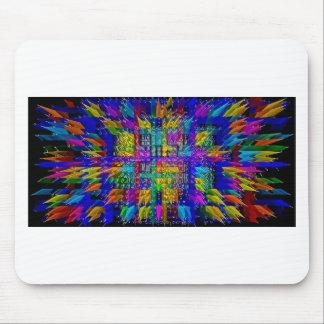Impresión de las camisetas de las tarjetas de los  tapetes de ratón