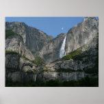 Impresión de las cataratas de Yosemite III Impresiones