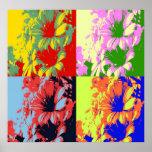 """Impresión de las """"flores"""" poster"""