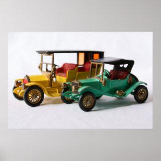 Impresión de los coches de la caja de cerillas impresiones