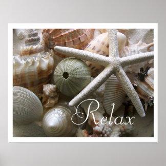 Impresión de los Seashells Impresiones