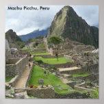 Impresión de Machu Picchu Impresiones
