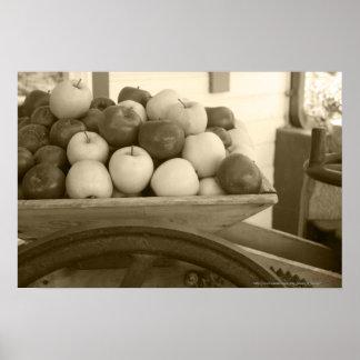 Impresión de madera de la fotografía de la sepia d impresiones