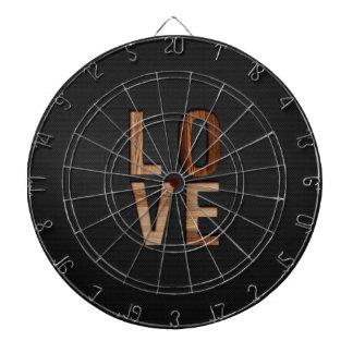 Impresión de madera de la imagen de la tipografía