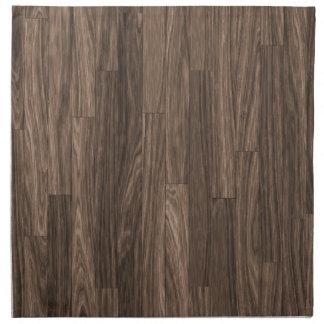 Impresión de madera del grano, modelo de madera de servilletas de papel