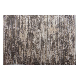 Impresión de madera vieja mantel