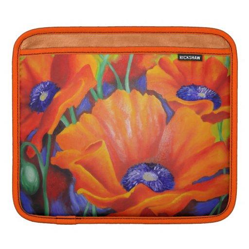Impresión de naranja manga de iPad