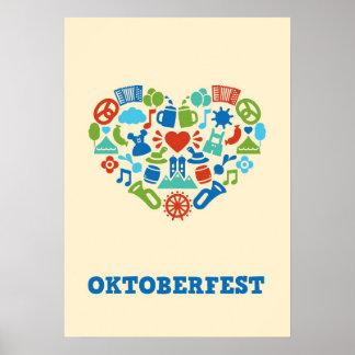 Impresión de Oktoberfest nata Impresiones