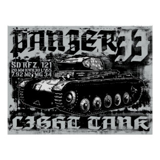 Impresión de Panzer II