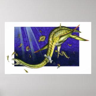 Impresión de Plesiosaur