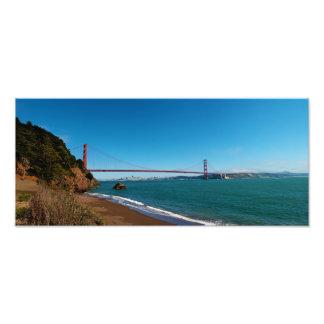 Impresión de puente Golden Gate Impresión Fotográfica