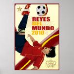Impresión de Reyes Del Mundo Poster en artículos d