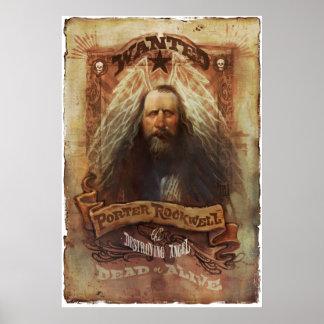 Impresión de Rockwell del portero Póster