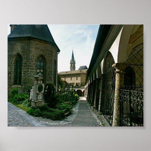 Impresión de Salzburg Katakombe Impresiones