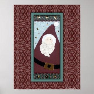 Impresión de Santa #1 Impresiones