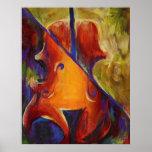Impresión de Stradivarius Posters