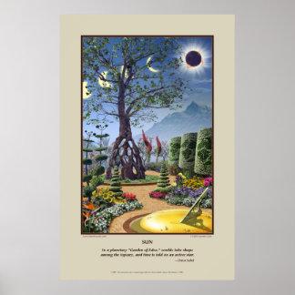 Impresión de Sun Poster