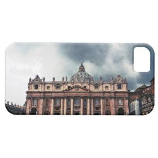 Impresión de Vatican de la apariencia vintage Funda Para iPhone SE/5/5s
