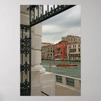 Impresión de Venecia Itlay Póster
