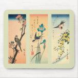 Impresión de Woodblock del japonés Alfombrilla De Ratón