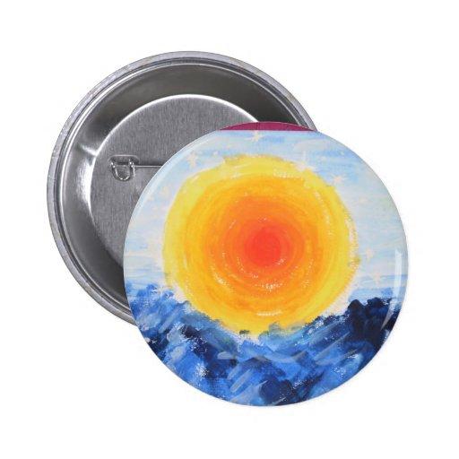 Impresión del aceite del Sun Pins