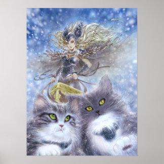 Impresión del arte de Freyja Impresiones