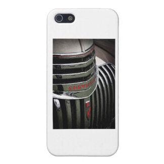 Impresión del arte de la recogida de Chevy iPhone 5 Carcasas
