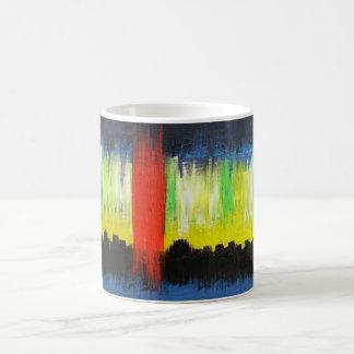 Impresión del arte de la taza de café de Thurman