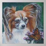 Impresión del arte de Papillon Impresiones