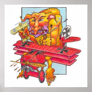 Impresión del arte/poster - mún ogro