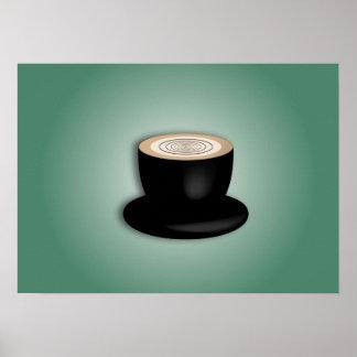 impresión del Cappuccino 3D Impresiones