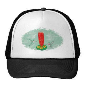 Impresión del colibrí de los regalos de Tinybirds Gorros