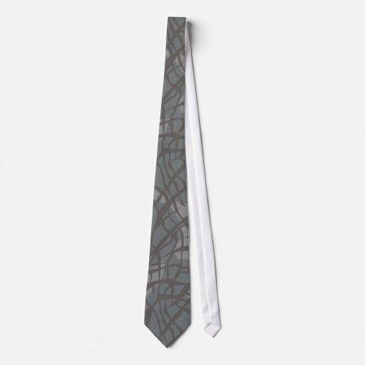 Impresión del elefante corbata