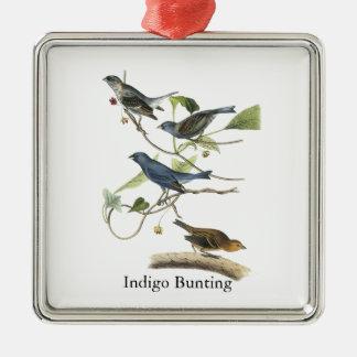 Impresión del empavesado de añil de Audubon Adorno