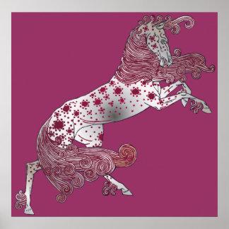 Impresión del Equus Posters