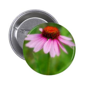 Impresión del extracto de la flor del cono pin
