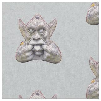 Impresión del Gargoyle Telas