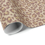 Impresión del guepardo del leopardo