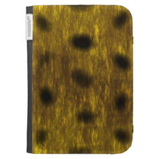 Impresión del guepardo del leopardo modelada